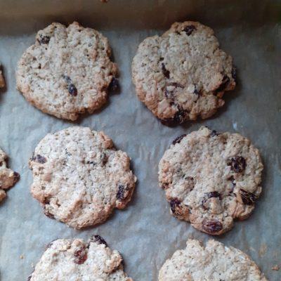 Lenki ciasteczka owsiane