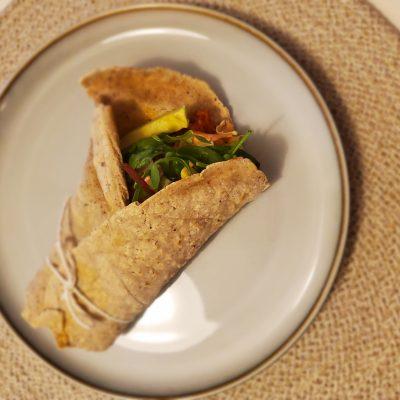 Mai pyszna tortilla z warzywami