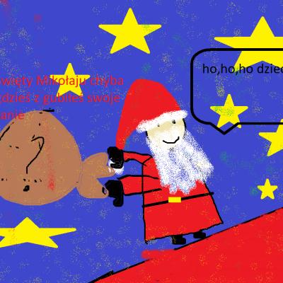 Maja Korzan Św. Mikołaj