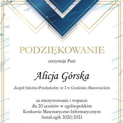 podziekowanie_instalogik_2_Alicja_Górska