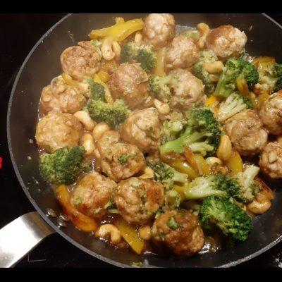 zdrowy obiad Tymon